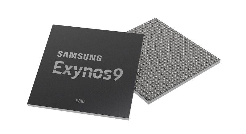 Samsung Exynos 9810 processor