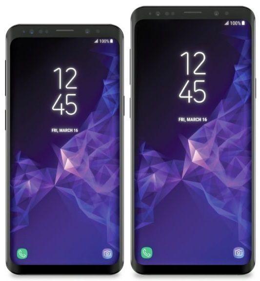 Samsung Galaxy S9 (sihmar.com)