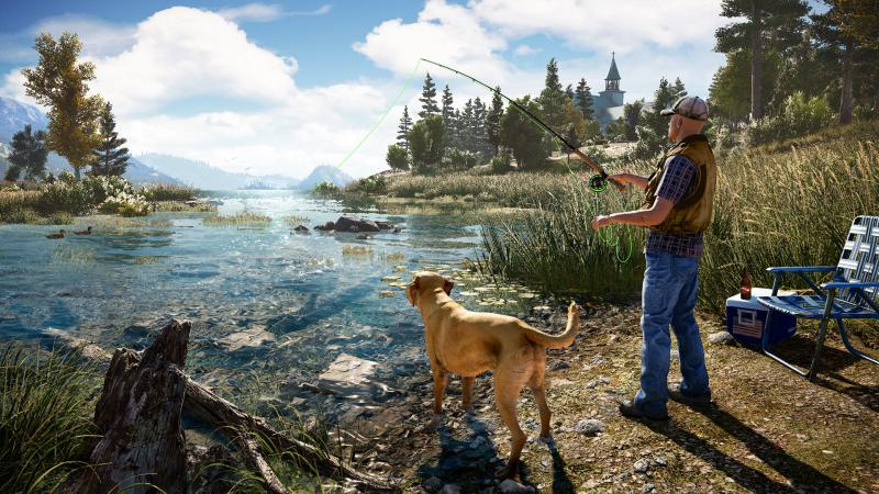 Ubisoft Far Cry 5 PC System Requirements Sihmar