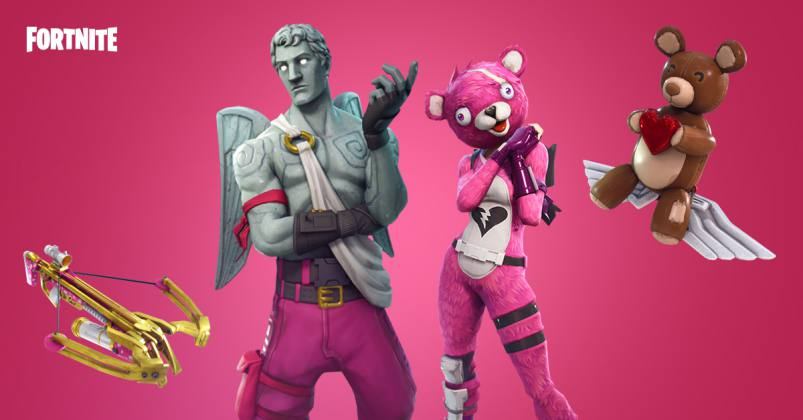 Fortnite Version 1.42 Patch Notes