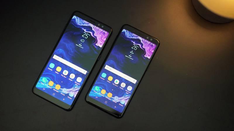 Samsung-Galaxy-A8 Update Sihmar