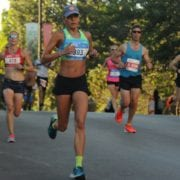 chicago marathon runner