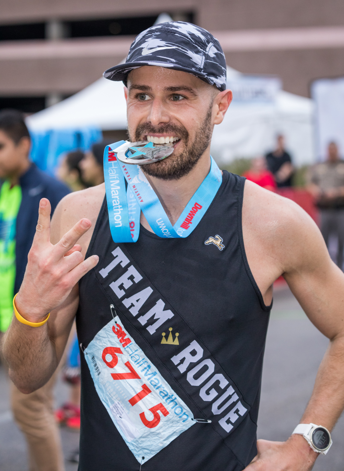 Bryan Morton is one of the elites running the 2019 3M Half Marathon presented by Under Armour.