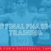 What you should do in the final weeks of training before racing a half marathon