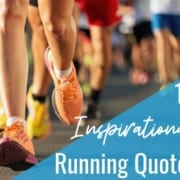 Stay motivated during your 3M Half Marathon training with these 10 inspirational running quotes.