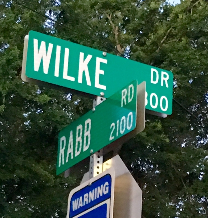 Wilke Rd. provides a great hill workout, one of 7 types of runs runners should use during their 3M Half Marathon training.