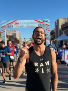Carlos Jaramillo earned his half marathon PR at the 3M Half Marathon. The 2020 3M Half Marathon presented by Under Armour provided plenty of PRs!
