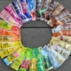 Image of GU gels arranged in a circle by the color of their package. GU is the Official Energy Gel and Chew of the 3M Half Marathon. Their advice in this blog will help you perform your best on race day!