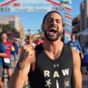 Carlos Jaramillo earned his half marathon PR at the 3M Half Marathon. The 2020 3M Half Marathon presented by Under Armour provided plenty of PRs!