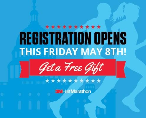 The 27th annual 3M Half Marathon opens registration for 2021.