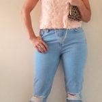 boyfriend-ripped-jeans-rosette-cropped-top-4