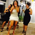 birthday-behavior-all-white-feather-skirt-embellished-beaded-top-9
