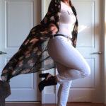floral-kimono-love-white-pants-booties-ootd