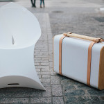Flux Origami Inspired Folding Chair