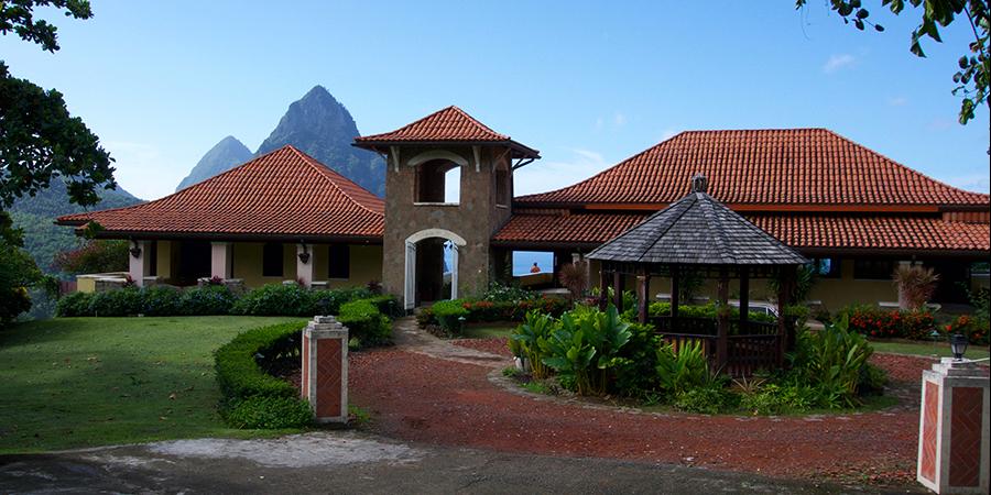 La Haut Resort, St. Lucia