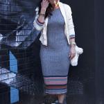 gray-booties-striped-dress-art-mural-26