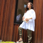 green-silk-pants-white-zara-poplin-dress-ootd-fashion-blogger-13