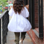green-silk-pants-white-zara-poplin-dress-ootd-fashion-blogger-4