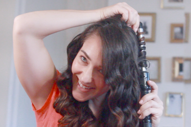 Get My Curly Waves in Under 15 Minutes!
