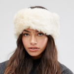 white-fur-headband