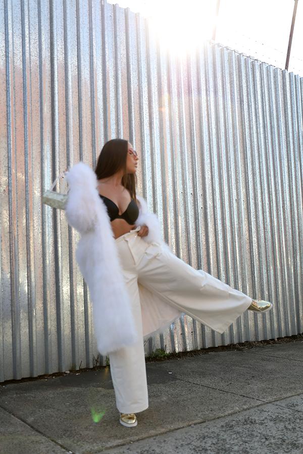 white-fur-coat-wide-leg-pants