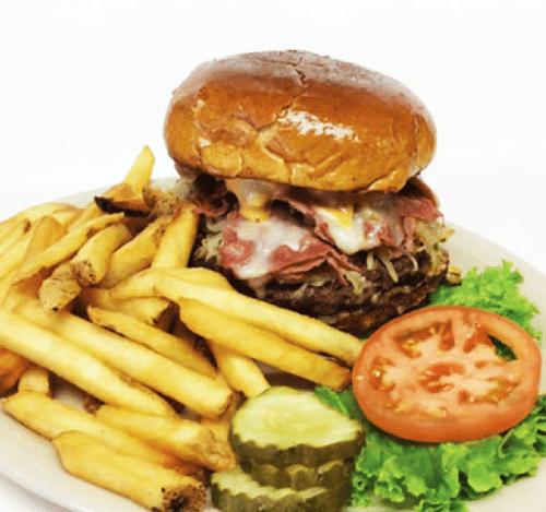 Big Jim's Irish Burger