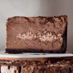 Chocolate Toffee Mousse