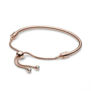 PANDORA Moments Sliding Bangle Bracelet