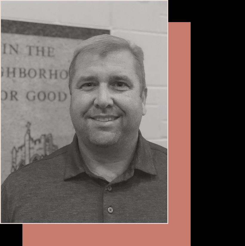 ESLC Church Council Jason Klein Treasurer