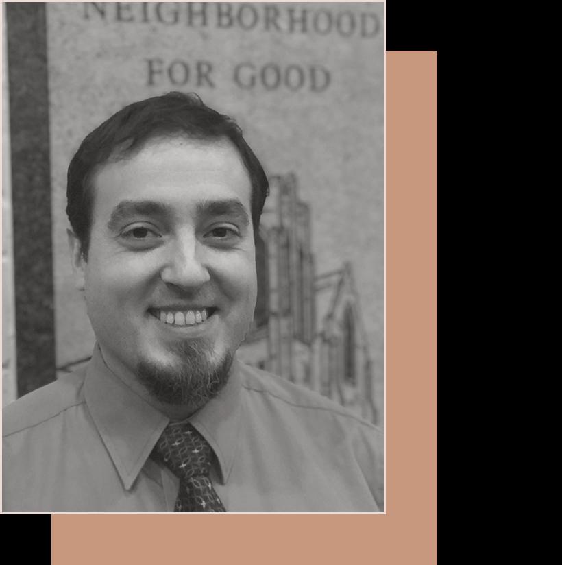 ESLC Church Council Jon Cisar