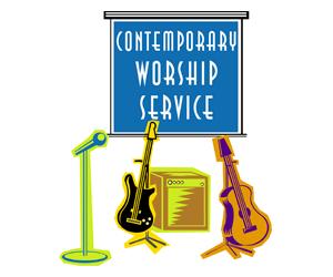 ESLC Contemporary Worship Service Icon