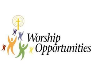 ESLC Worship Opportunities Icon