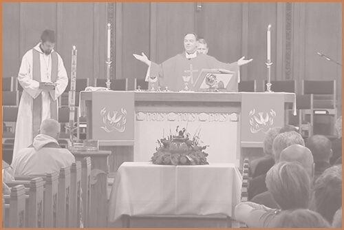 East Side Lutheran Church Worship Style Pastors Photo