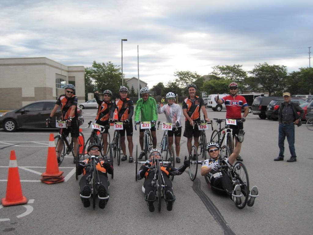 100 Km riders