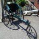 Vintage Topend Eliminator Racing Wheelchair