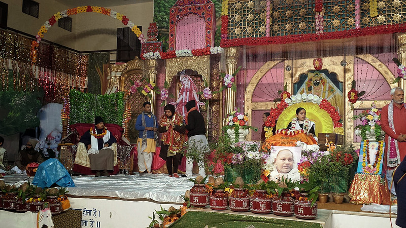 Recordings of Shrimad Bhagwat Katha By Shri Murlika Ji in Barsana – Jan 9 to Jan 16 2014