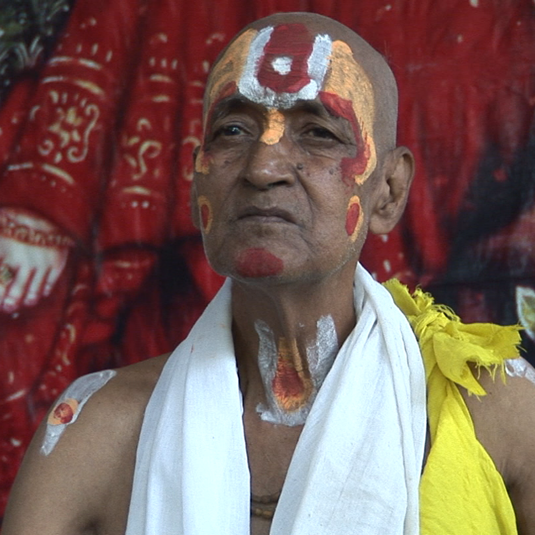 Sakhi Sharan Ji Maharaj Enters Nitya Leela of Braj