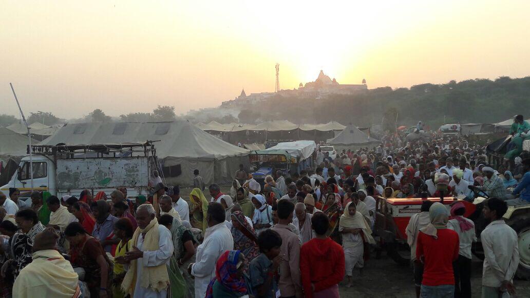Radha Rani Braj Yatra 2016 Begins