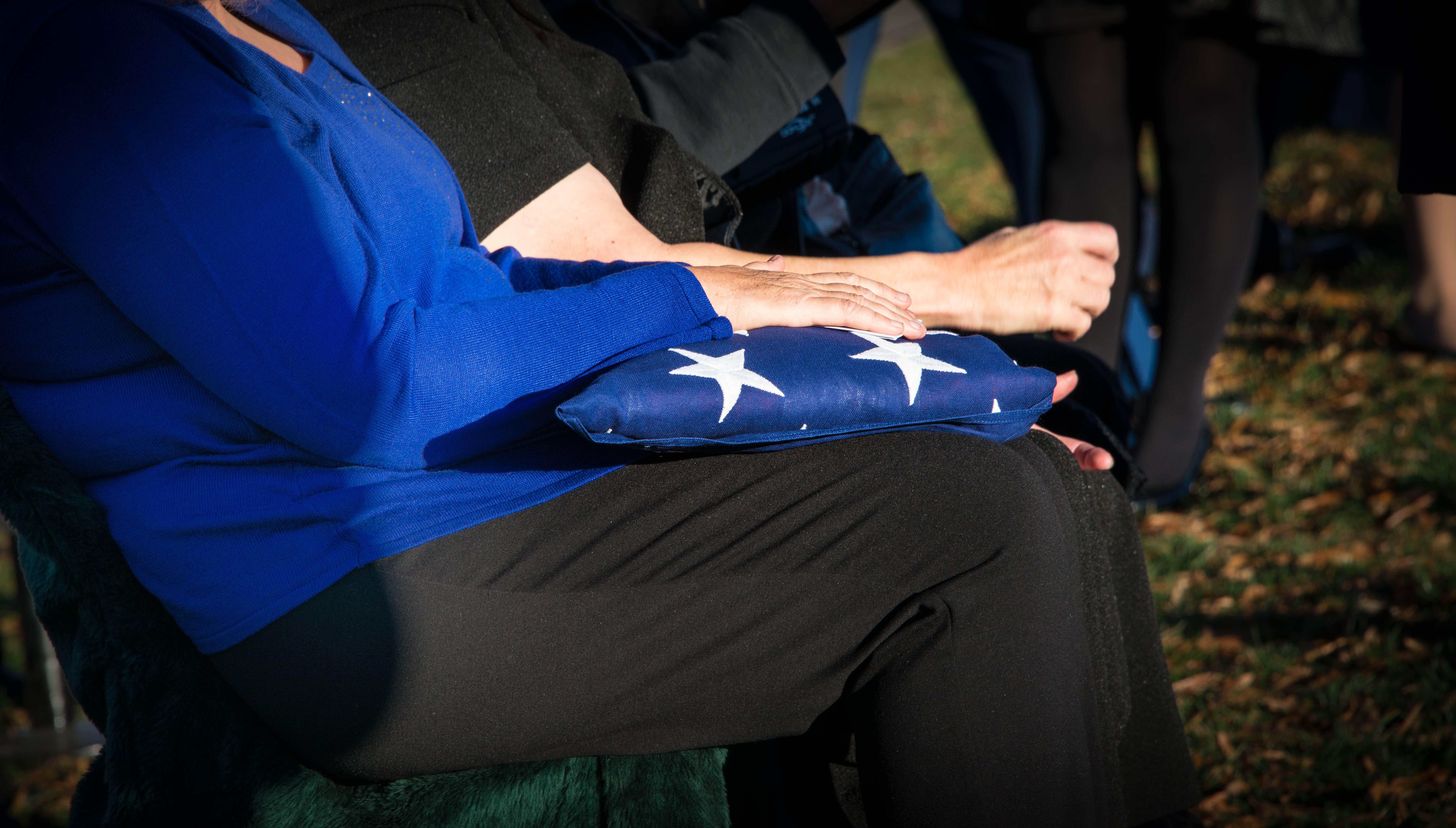Mom's flag