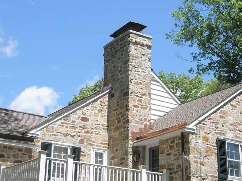 hood chimney