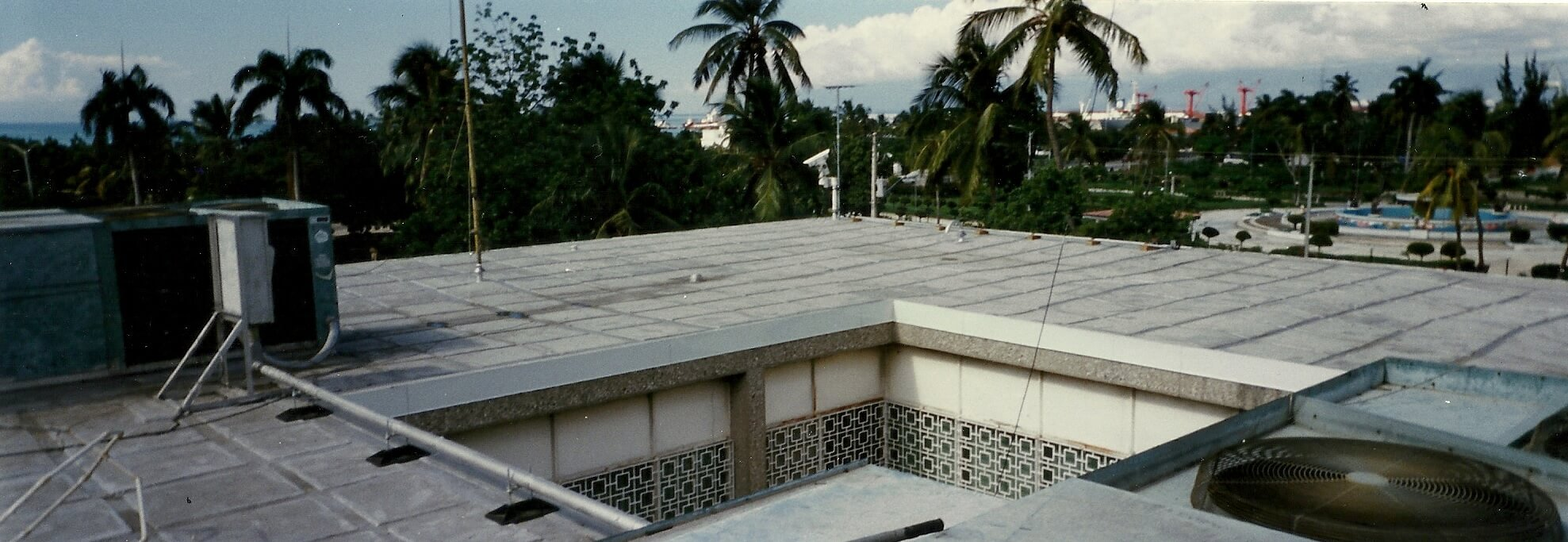 Haiti International Roofing - Government Roofing