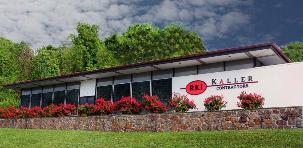 Kaller Roofing Office