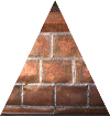 Tile Roofing Icon