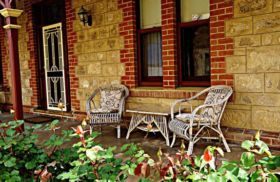 A Beautiful Porch