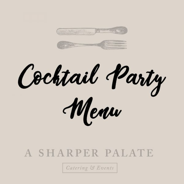 cocktail-party-menus