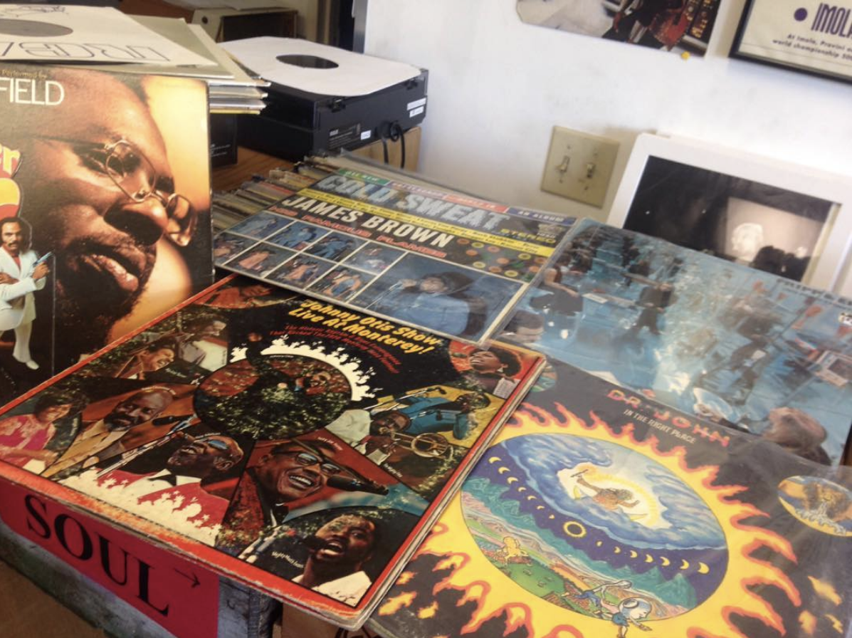 New in vinyl great used records