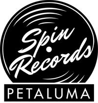 Spin Records Petaluma, Ca
