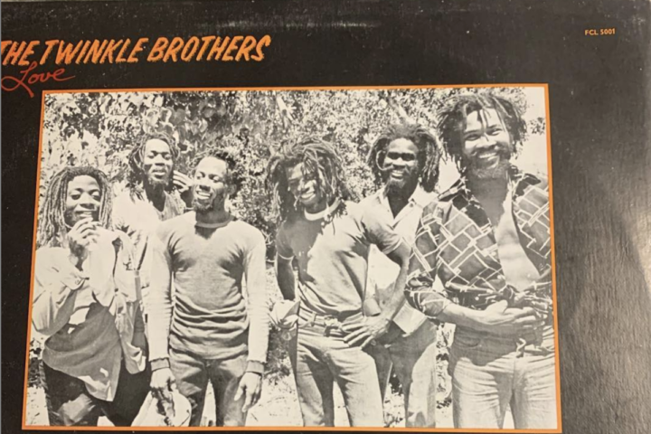 Twinkle Brothers Love used record petaluma ca