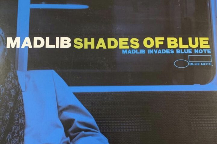 Madlib used hip hop record