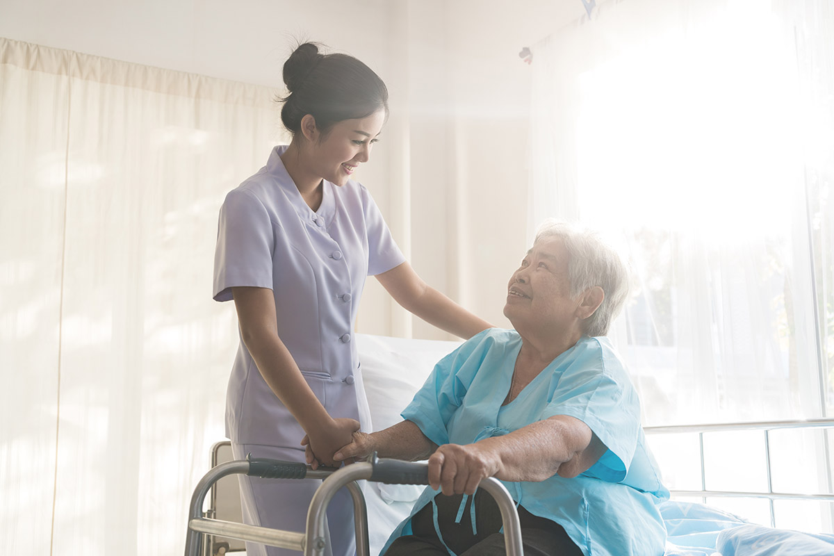 My Elderly Parent Just Had Surgery, Now What?